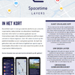 Spacetime layers brochure